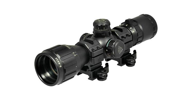 Good Quality UTG 3-9X32 1Inch BugBuster Scope