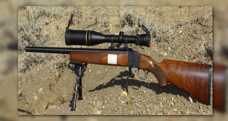 Rifle Scope for Long Range Shooting